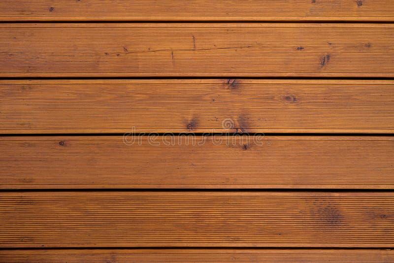 Fond naturel en bois du plancher en carton texturé photographie stock