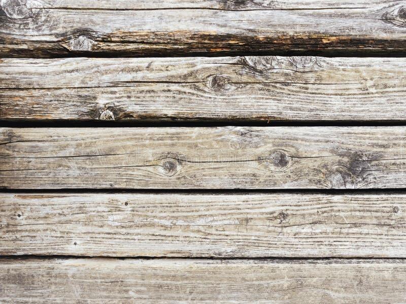Fond naturel texturisé de style de planche en bois photographie stock