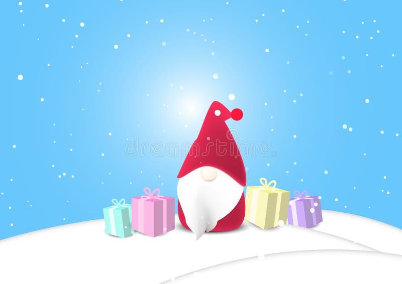 Fond, Noël, vecteur photo stock