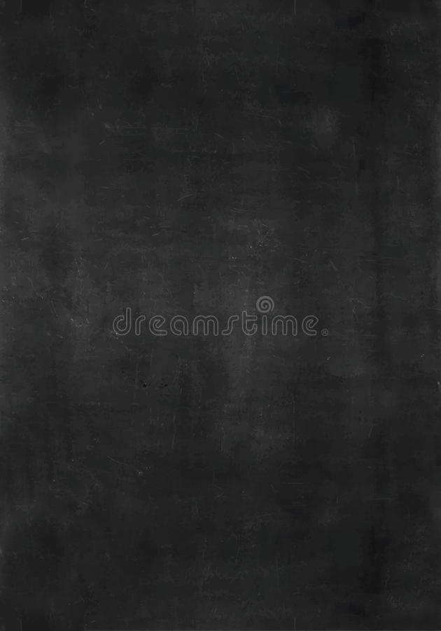 Fond noir abstrait de texture illustration libre de droits