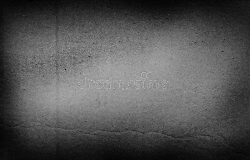 Fond noir extérieur âgé de vintage photographie stock