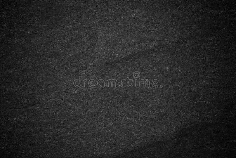 Fond noir gris-foncé d'ardoise ou pierre naturelle image libre de droits
