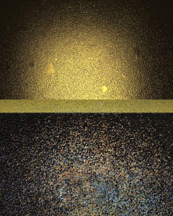 Fond noir riche abstrait Élément pour la conception Calibre pour la conception photo stock