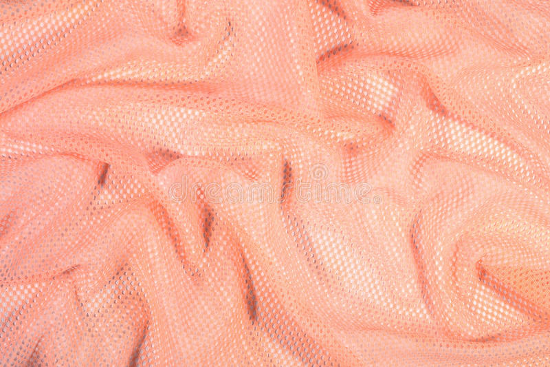 Fond non-tissé chiffonné de tissu photo stock