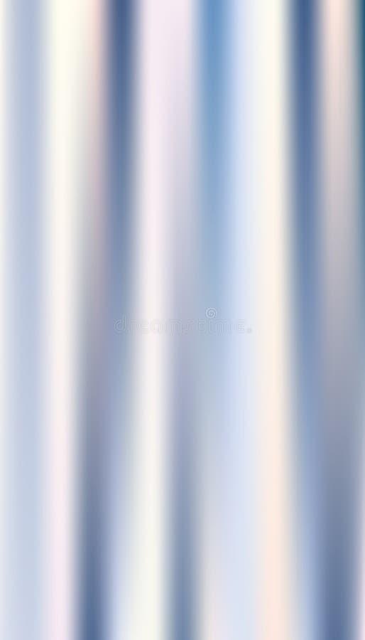 Fond olographe abstrait, fond brouillé pour la couverture, calibre de conception illustration libre de droits