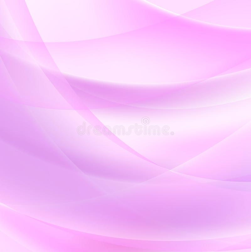 Fond ondulé abstrait Maille de gradient illustration stock