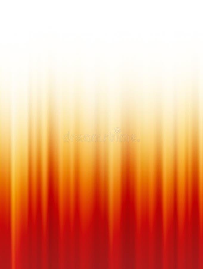 Fond orange illustration stock
