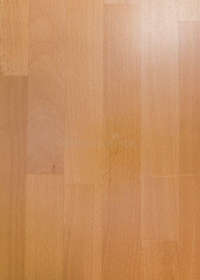 Fond orange de texture de raboteuse de panneau de texture en bois images libres de droits