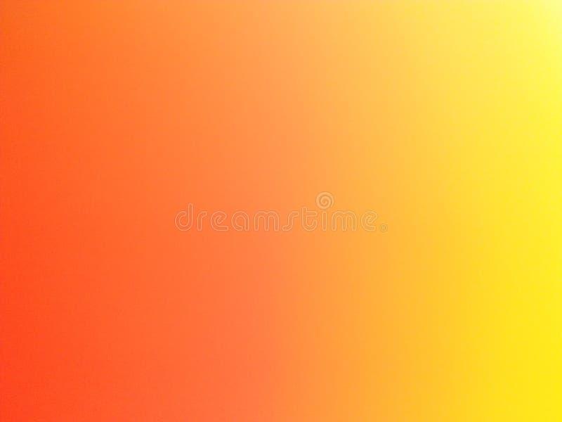 Fond orange/jaune - cette photo a été prise parce que mon appareil-photo s'est laissé tomber photographie stock
