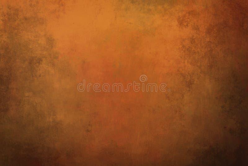 Fond orange sale photographie stock libre de droits