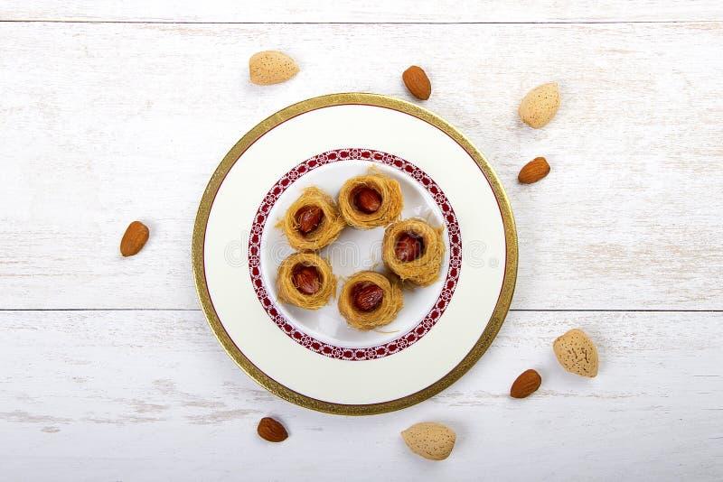 Fond oriental de bonbons images libres de droits