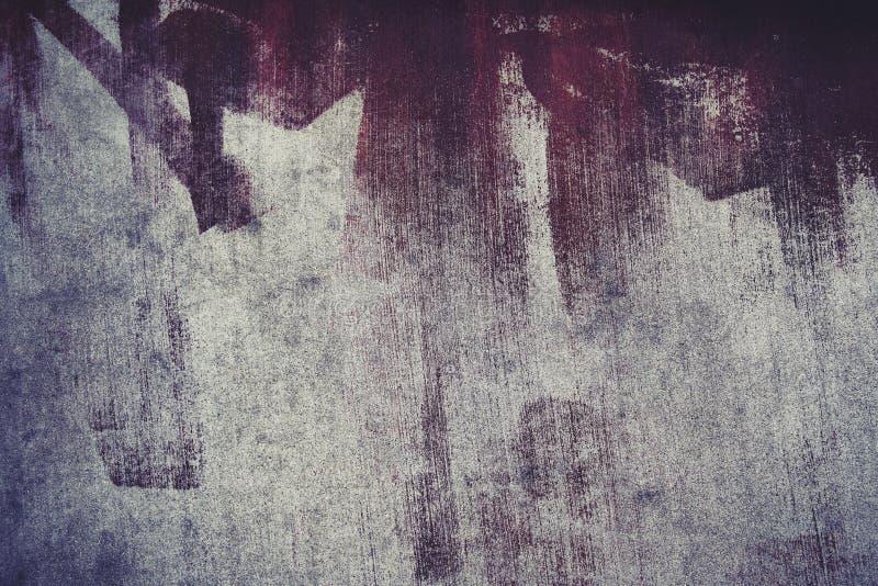 Fond ou papier peint superficiel par les agents grunge rouillé en métal photographie stock