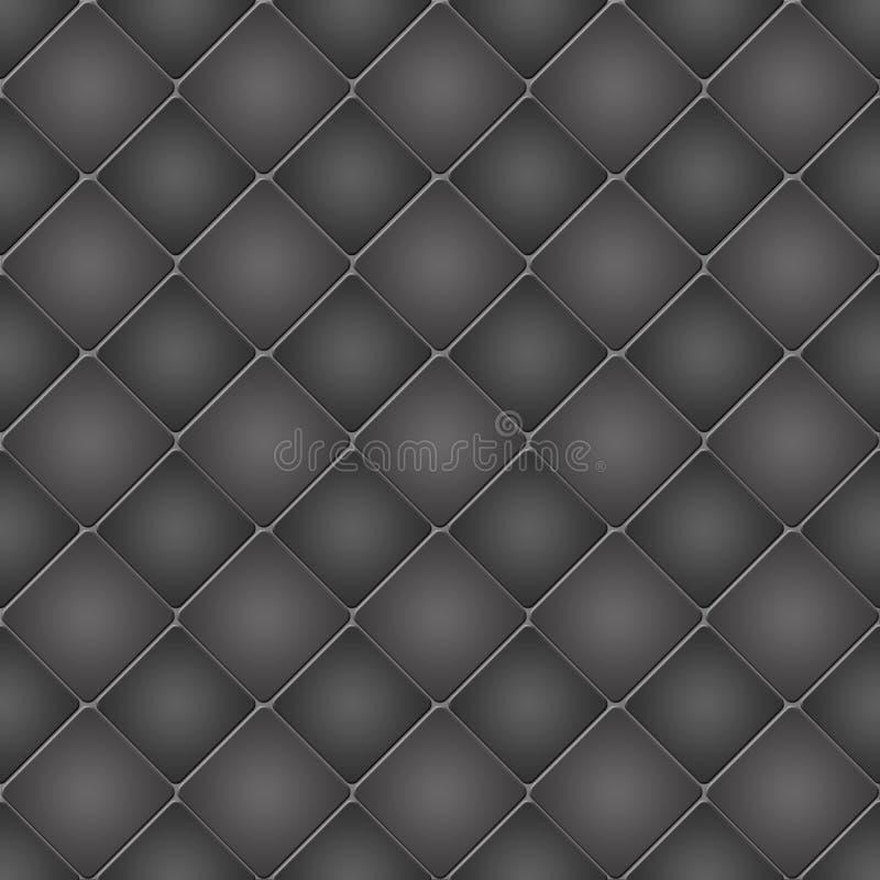 Fond ou texture abstrait avec des losanges illustration de vecteur