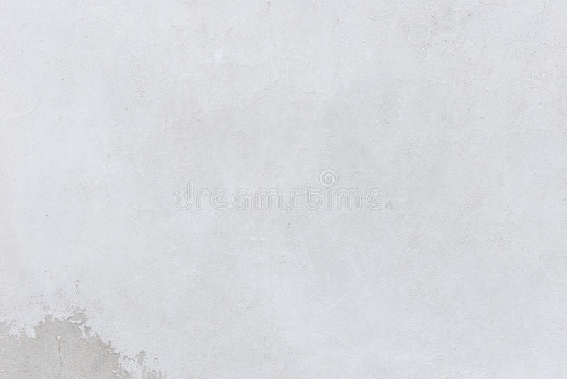 Fond ou texture blanc de mur de stuc images libres de droits