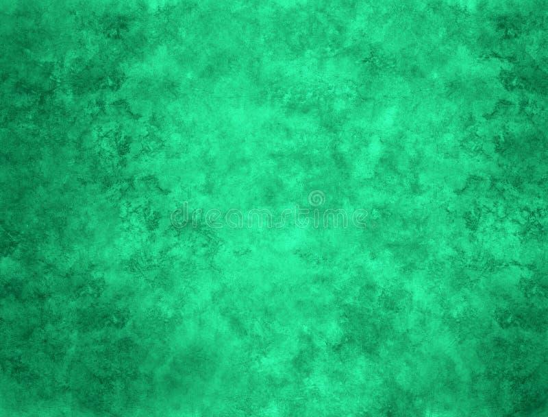 Fond peint abstrait vert photo stock