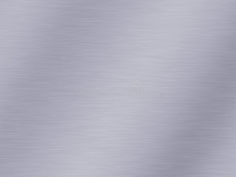 Fond poli en métal illustration stock