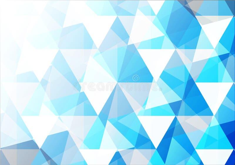Fond polygonal texturisé abstrait illustration de vecteur