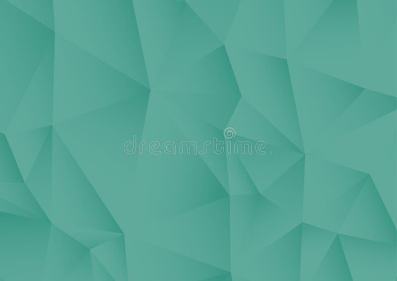 Fond polygonal texturisé abstrait illustration libre de droits