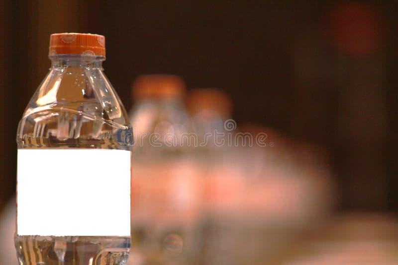 Fond potable 1 de paquet de l'eau images stock