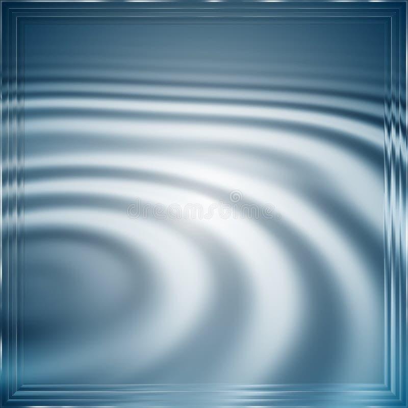 Fond Pour Le Positionnement D Aqua Images libres de droits