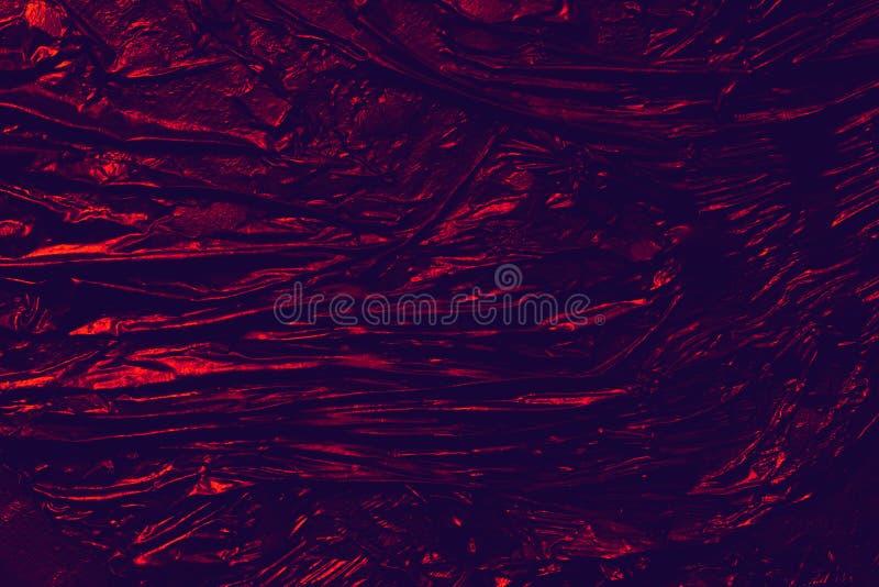 Fond pourpre abstrait de texture Fond violet et rouge image stock