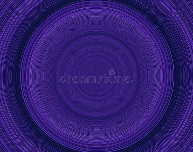 Fond pourpre de cercle de belle violette de résumé photos stock