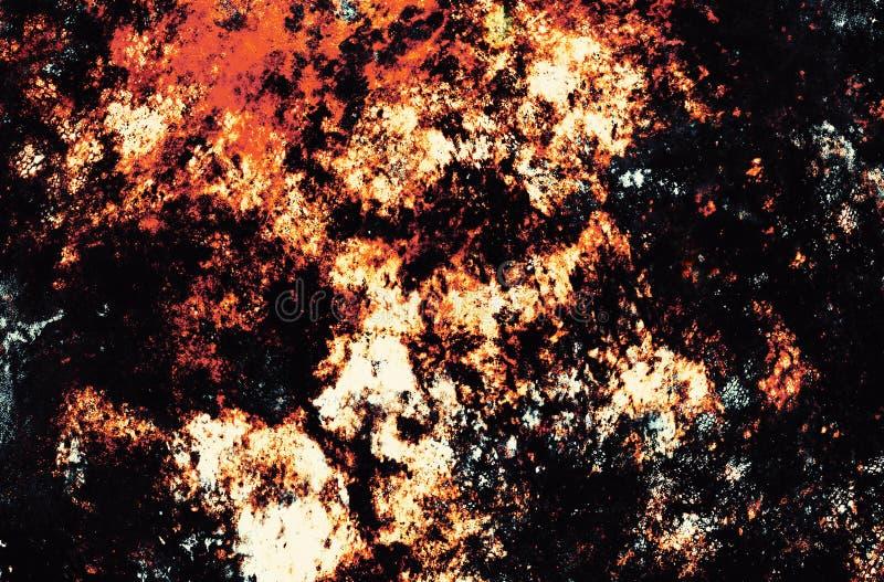 Fond précieux en pierre grunge coloré d'abrégé sur mur de peinture de bruit photo stock