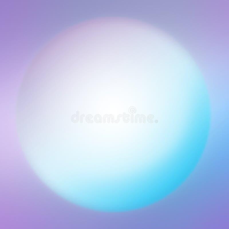 Fond rêveur illustration stock