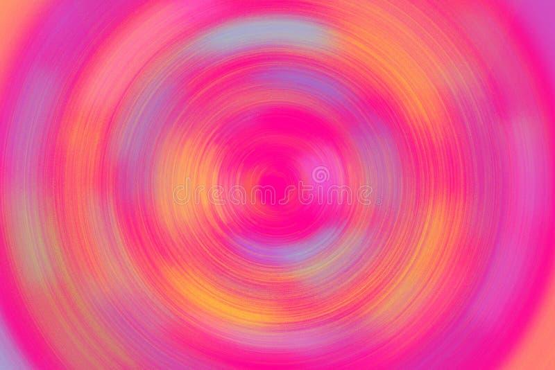 Fond radial lumineux de texture de couleur rose et en pastel photo libre de droits