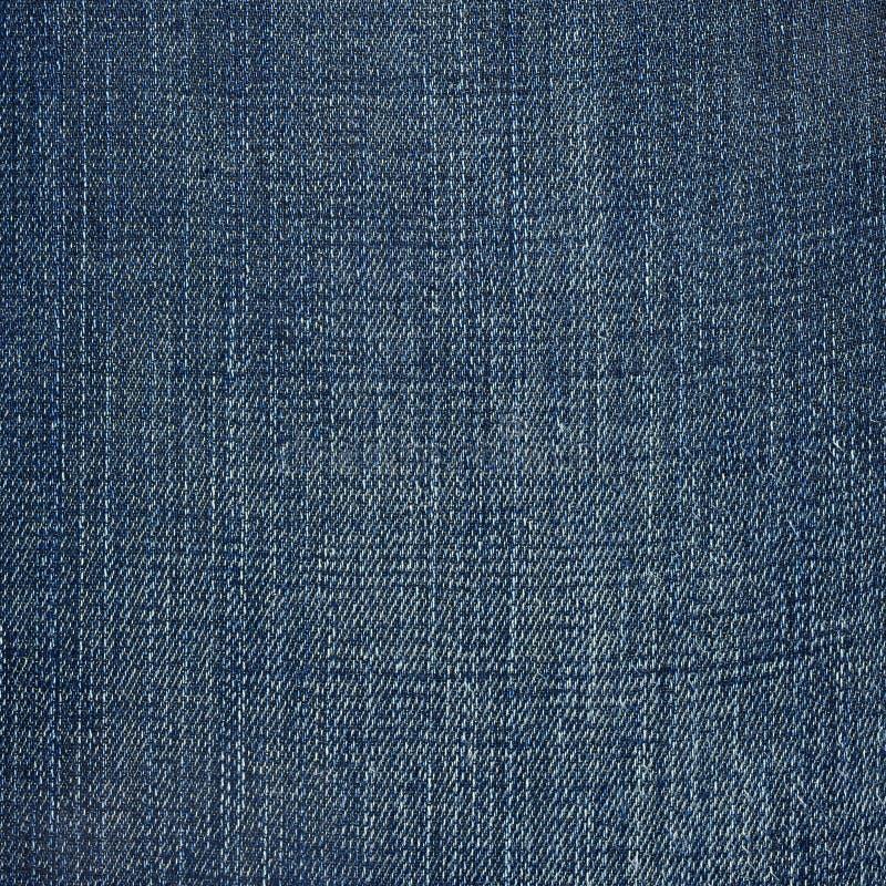 Fond rayé de cru de denim de blues-jean photo stock