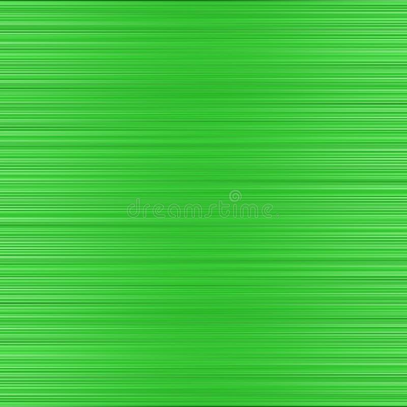 Fond rayé de feu vert illustration stock