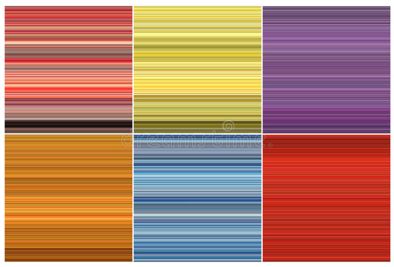 Download Fond Rayé De Tubes à Beaucoup De Nuances Illustration de Vecteur - Illustration du configuration, diversité: 56478645