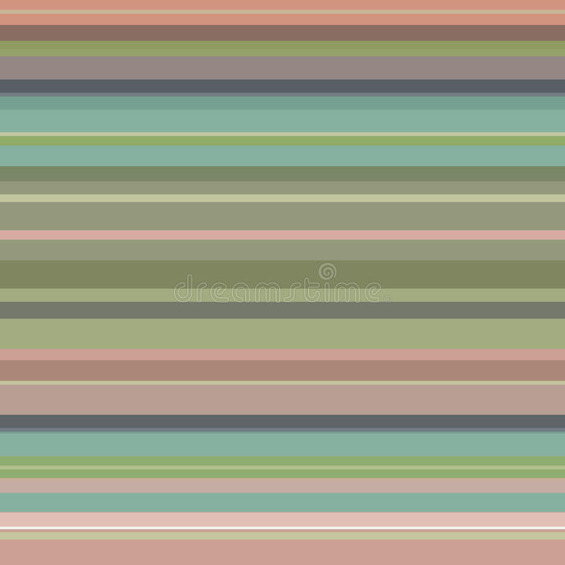 Fond rayé géométrique abstrait Copie pour le tissu ou le papier d'emballage illustration de vecteur