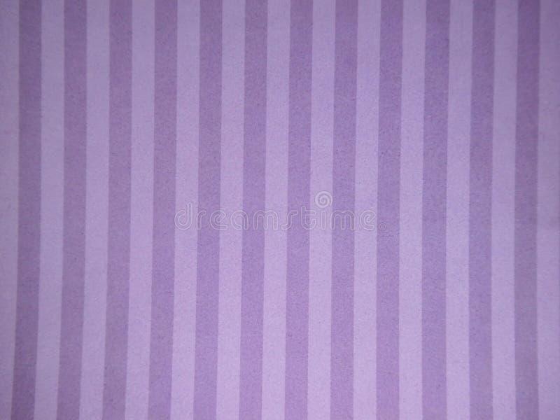 Fond rayé pourpre de papier peint de deux tons photos stock