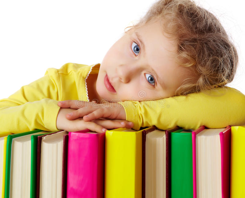 Download Fond of reading stock image. Image of cute, people, book - 18002895