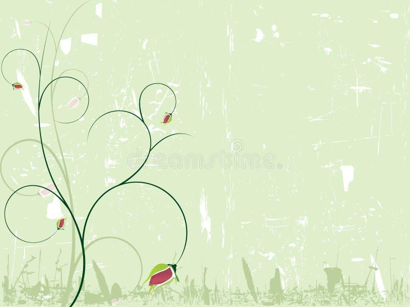 Fond rose élégant illustration libre de droits