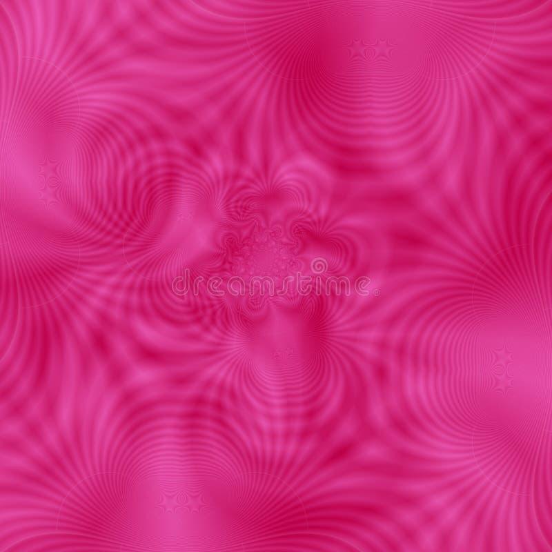 Fond rose illustration libre de droits