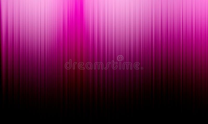 Fond rose abstrait d'effet de la lumière illustration libre de droits