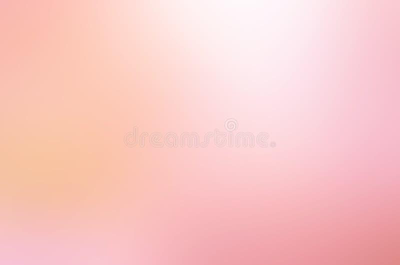 Fond rose abstrait de tache floue images stock