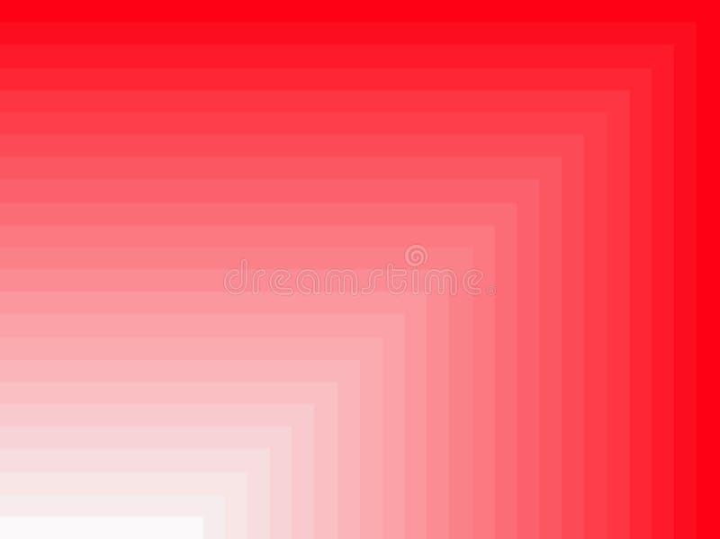 Fond rose avec des places Vecteur illustration libre de droits