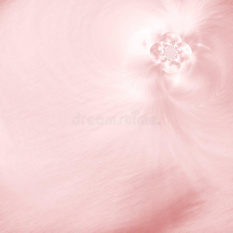 Fond rose d'imagination illustration stock