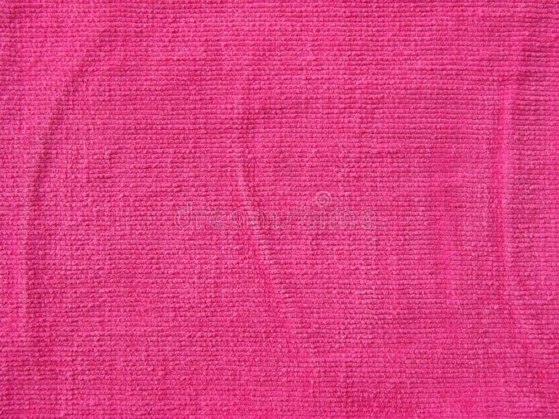 Fond rose de velours image stock