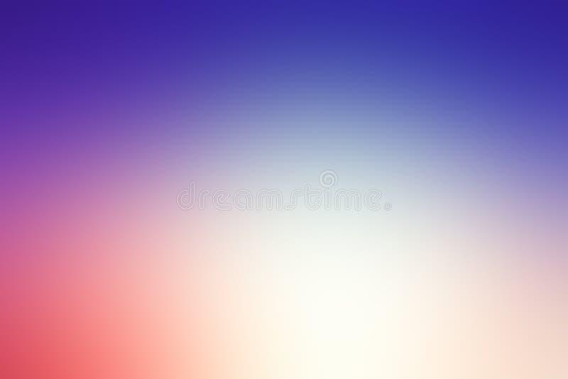 Fond rose et bleu doux coloré de texture Beau bleu dans le gradient foncé photo libre de droits