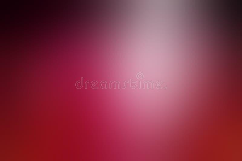 Fond rose et noir brouillé avec la texture douce illustration de vecteur