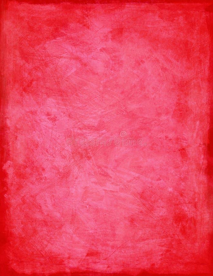 Fond rose rouge de texture image libre de droits