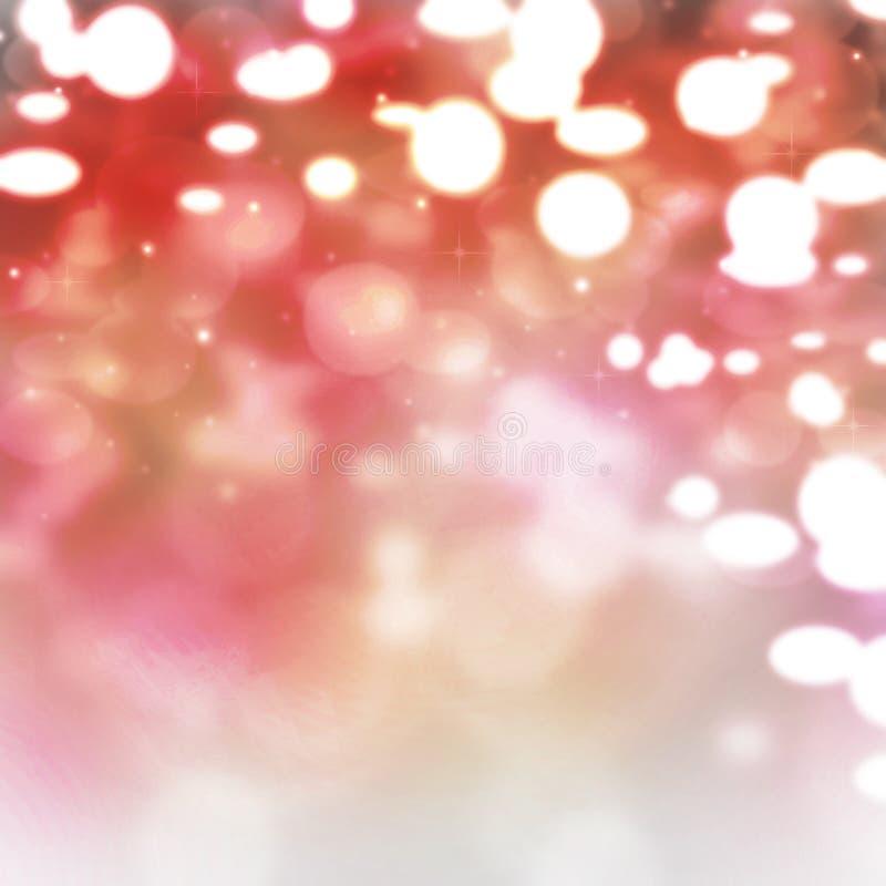 Download Fond rouge-clair abstrait photo stock. Image du beau - 45366254