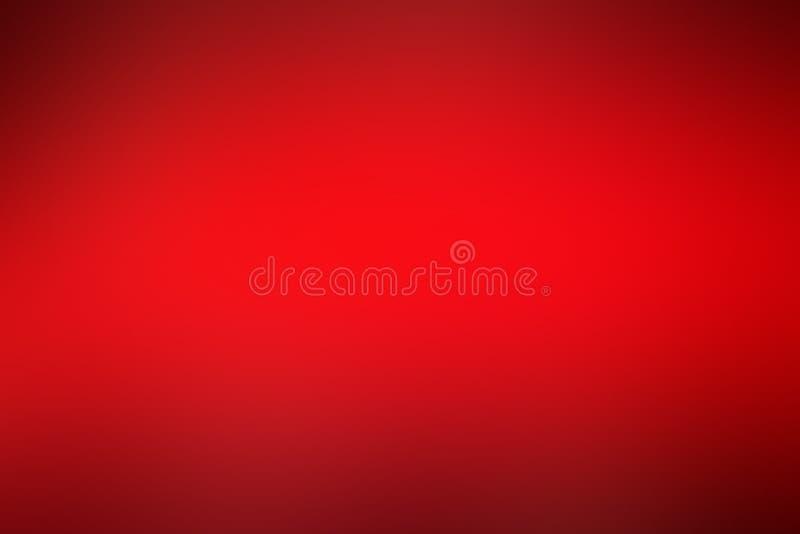 Fond rouge-clair de gradient, papier peint radial rouge d'effet de gradient photo stock