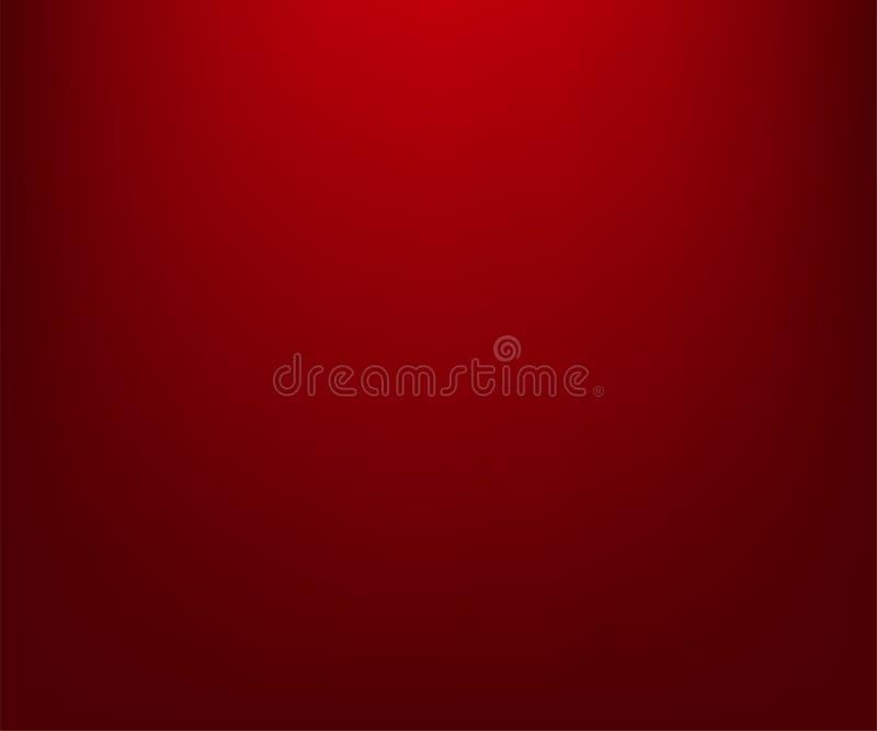 Fond rouge coloré, illustration de conception de vecteur illustration libre de droits