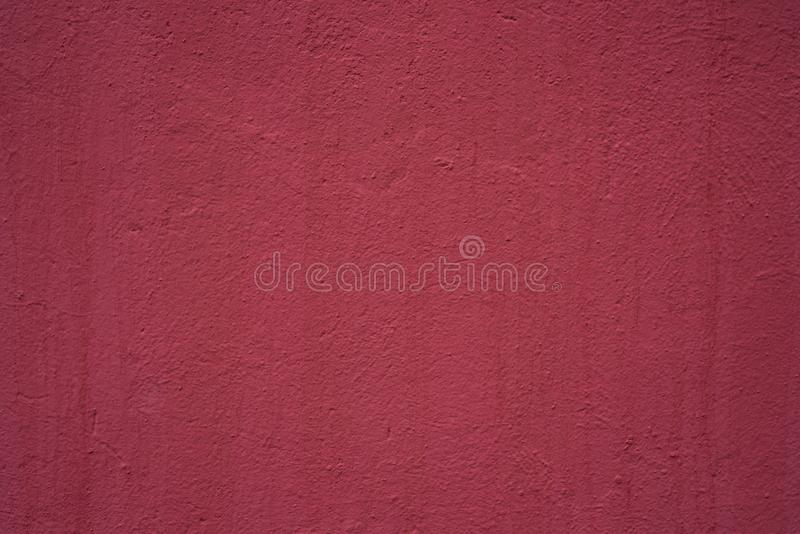 Fond rouge de mur, texture photos stock