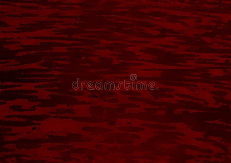 Fond rouge de papier peint de conception de combat illustration stock